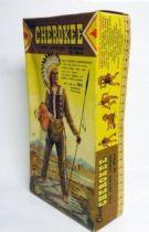 Série Western - Marx Toys - Chief Cherokee (Neuf en Boite)