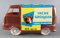 Sésame Renault Brown Van Vache Grosjean Avertising