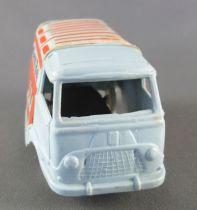 Sésame Renault Light Blue Van Client Roi Avertising