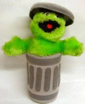 Sesame Street - Applause - 14\'\' Plush Doll - Oscar the Grouch