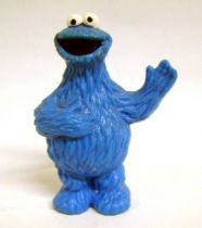 Sesame Street - Applause - 3\'\' pvc figure - Cookiemonster