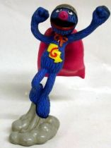 Sesame Street - Applause - Pvc figure - Super Grover