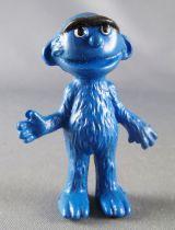 Sesame Street - Delacoste - 2\'\' Pvc Figure - Mordicus