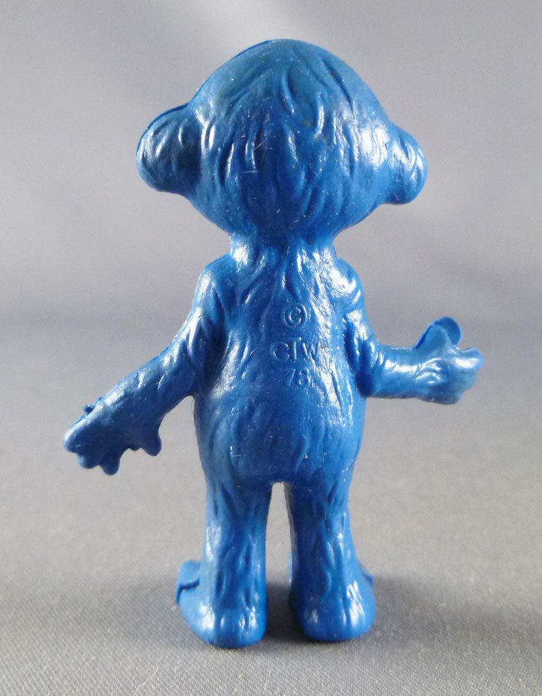 Sesame Street - Delacoste - Figurine Pvc 5cm - Mordicus