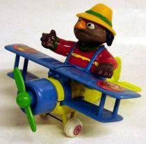 Sesame Street - Guisval - Die-cast plane - Don Pimpon
