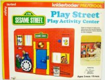Sesame Street - Knickerbocker - Play street play activity center - Preschool