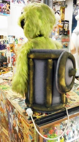 Sesame Street - Présentoir de Magasin Animé (Automate) - Oscar