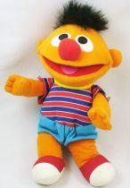 Sesame Street - Tyco - Ernest Chatouilleur - Peluche parlante 30cm