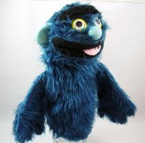 "Sesame Street - Vicma - Hand Puppet - Mordicus 10"" (loose)"