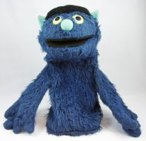 "Sesame Street - Vicma - Hand Puppet - Mordicus 14"" (loose)"