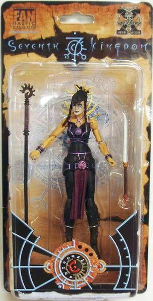 Seventh Kingdom - Isadorra of the Ironspynne Clan