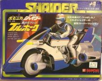 Shaider\'s Blue Hawk cycle