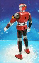 Sharivan - die-cast action figure - Bandai Popy (loose)