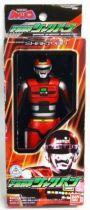 Sharivan (X-Or Puissance Rouge) - Figurine articulée 17cm - Bandai