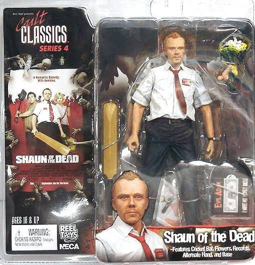 Shaun of the Dead - Shaun - Cult Classics series 4 figure