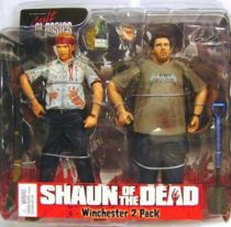 Shaun of the Dead - Winchester 2 pack - Cult Classics figure