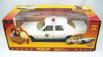 Sherif fais moi peur! - JoyRide - Police Car 1974 Dodge Monaco 1:18 diecast
