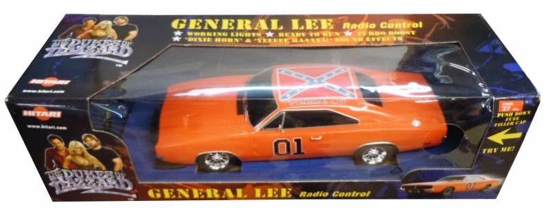 Sheriff fais moi peur ! - Hitari - General Lee 1/15ème R/C
