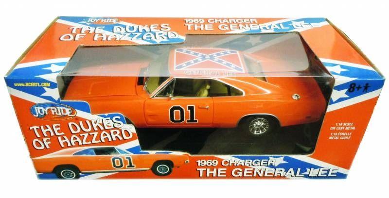 PeurJoyride 1969 Diecast Moi Dodge 1 Charger Sherif Fais 18 Lee General lFcKTJ31