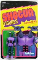 Shogun Warriors - Super7 ReAction Figure - Doublas M2