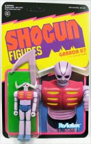 Shogun Warriors - Super7 ReAction Figure - Garada K7