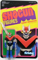 Shogun Warriors - Super7 ReAction Figure - Great Mazinger