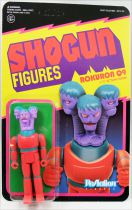 Shogun Warriors - Super7 ReAction Figure - Rokuron Q9