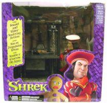 Shrek - Duloc Dungeon - McFarlane Toys 2001