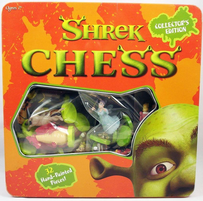 Shrek - Jeu d\'Echecs - USAopoly