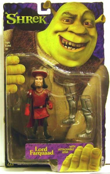 Shrek - Lord Farquaad - McFarlane Toys 2001