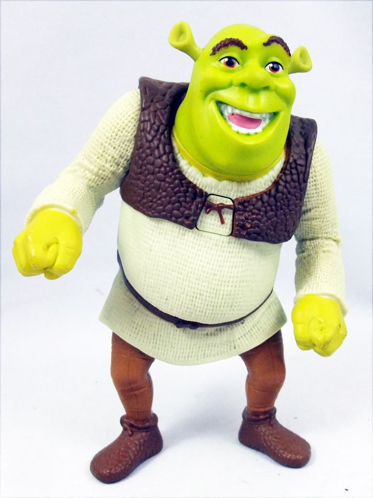 Shrek le 3ème - Shrek parlant - McDonald\'s 2007
