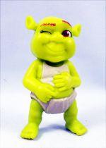 Shrek the Third - Talking Ogre baby - McDonald\'s 2007