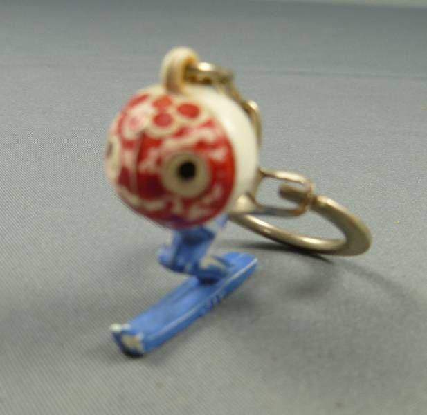 Shuss - Jim Key Chain Plastic Figure