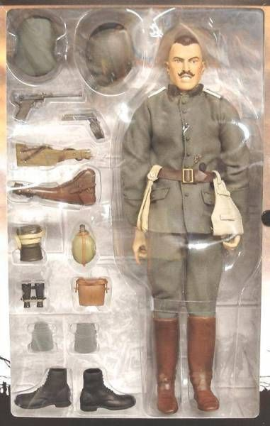 Sideshow Toy - Bayonets & Barbed Wire - German Infantry Officer, Leutnant 1917