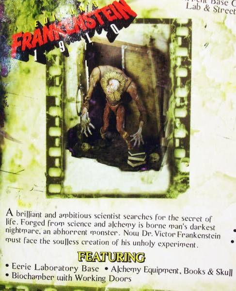 Silent Screamers - Edison\'s Frankenstein 1910 - Mezco