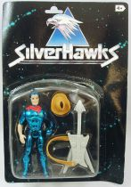 Silverhawks - Bluegrass & Sideman (Black card)