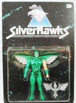 Silverhawks - Flashback & Backlash (Black card)
