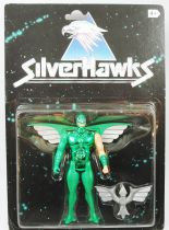 Silverhawks - Flashback & Backlash (carte noire)