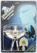 Silverhawks - Quicksilver & Tally-Hawk (Blue card)