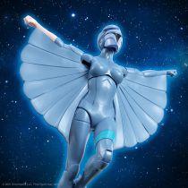 Silverhawks - Super7 Ultimates Figures - Steelheart & Rayzor