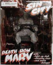 Sin City - Death Row Marv (black & white)