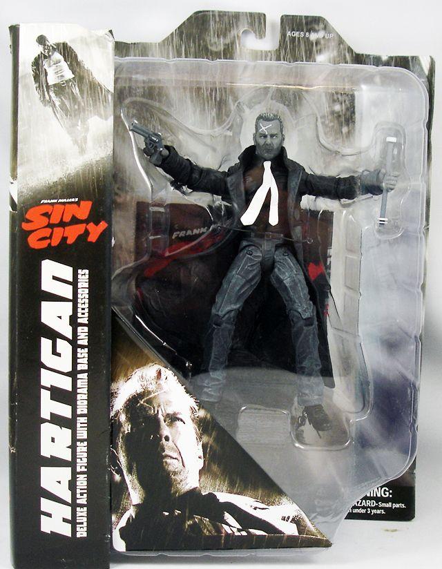 Sin City - Hartigan Bruce Willis - Diamond Select