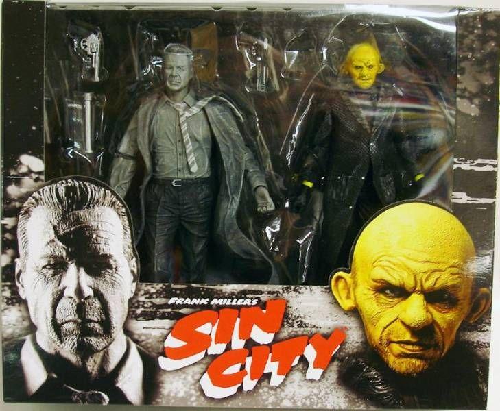 Sin City - Hartigan vs. Yellow Bastard