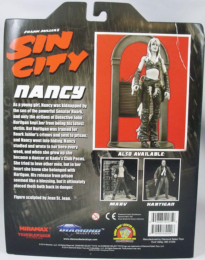 Sin City - Nancy Jessica Alba - Diamond Select (1)