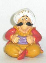 Sinbad , Pvc figure Schleich uncle Ali
