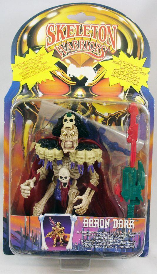 Skeleton Warriors - Baron Dark