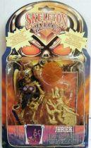 Skeleton Warriors - Shriek with Crossbone