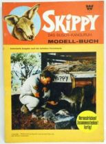 Skippy the Bush Kangaroo - Whitman Editions - Diorama-Book