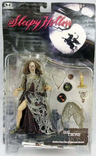 The Crone from McFarlanes Sleepy Hollow