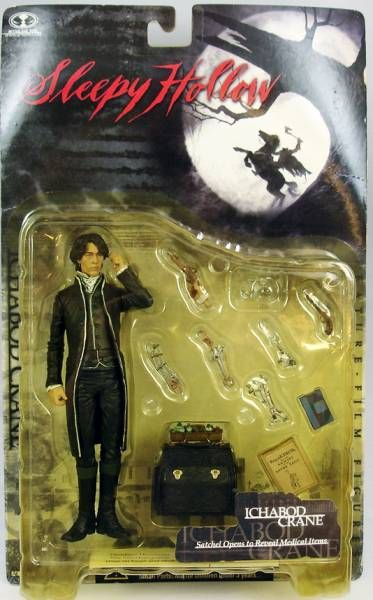 Sleepy Hollow - Set de 3 action figures - McFarlane Toys